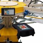 Автоматическое оборудование для печати на футболках