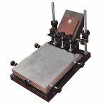 Оборудование для шелкографии: ручной станок