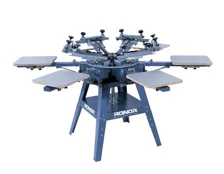 Печатный станок для текстиля