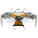 Оборудование для шелкографии на ткани tas-minimax_150