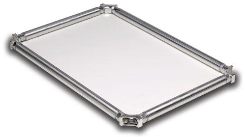 Рама-роллер для шелкографии - трафаретной печати