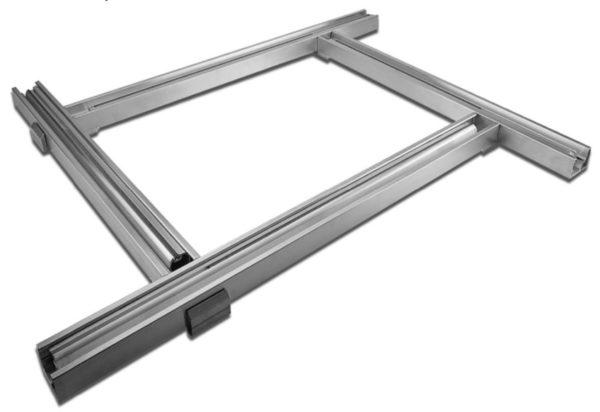 Натяжное устройство Tension-Quik для трафаретных печатных форм