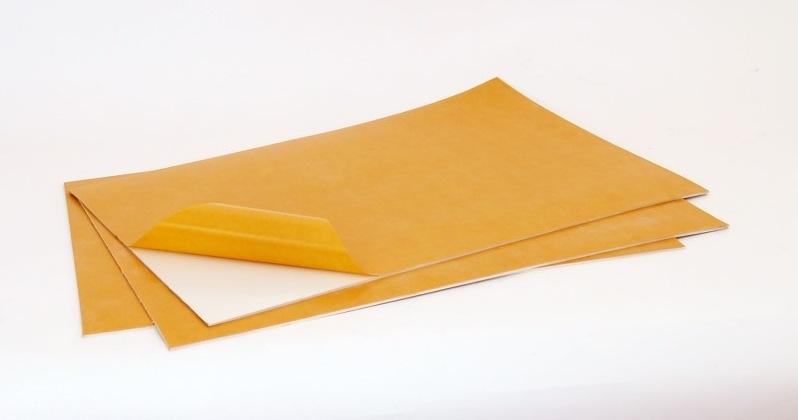 Термостойкая резина для столов карусельных станков с клеевым слоем