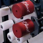 На фото: печать на термоизолирующих контейнерах для прохладительных напитков.