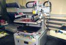 Ввод в эксплуатацию ещё одного п/а станка трафаретной печати 40х60 см.