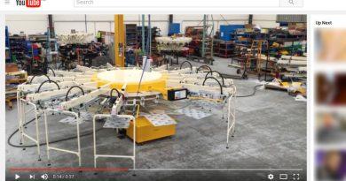Видео: автоматические станки для печати на футболках TAS Hawk HX, TAS Hawk CX, TAS 2000