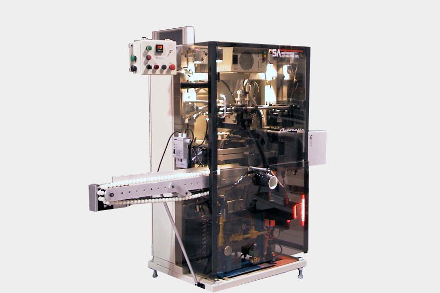 Автоматический станок для трафаретной печати на цилиндрических и конических изделиях