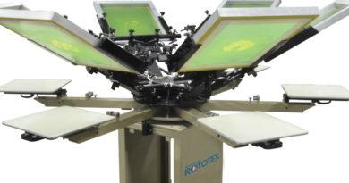 Обновление в линейке текстильных ручных карусельных станков The American Rototex™ от AWT (США)