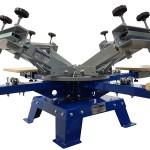 Печать на одежде оборудование Pony P4400 BTR