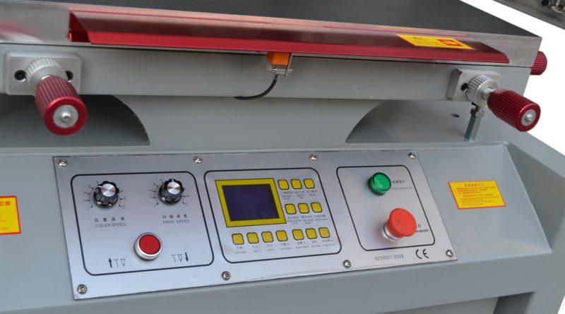 Панель управления. Станки трафаретной печати от 25х35см до 80х260см пр-ва Китай