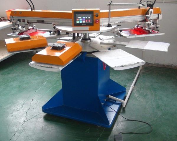 Автоматические текстильные карусельные станки, Китай
