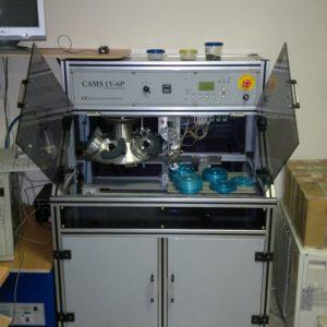 Автомат для установки страз Automatic Hotfix Motif Setter CAMS 1V-6P (CAMS1V6P0282)