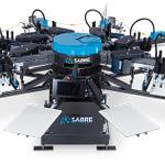 Оборудование для печати на футболках Workhorse Sabre