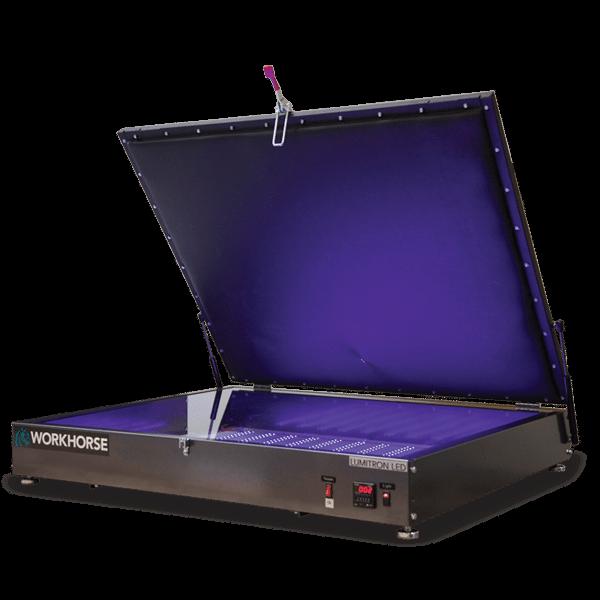 Печать на ткани, оборудование (экспозиционное устройство)