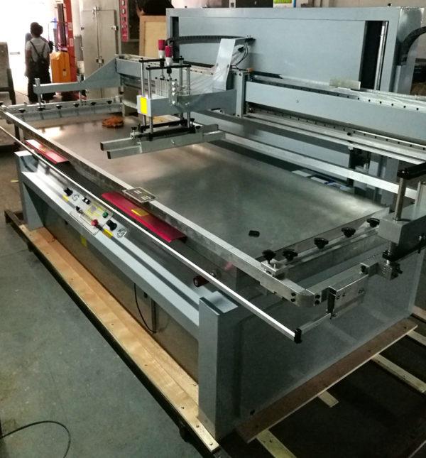Купить станок для трафаретной печати