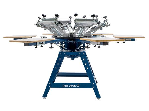 Печатный станок для текстиля Ranar Vista Series II
