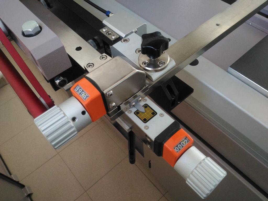 Микроприводки станка ATMA AT-60PPD