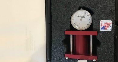 Поставка тензометра RST Model G