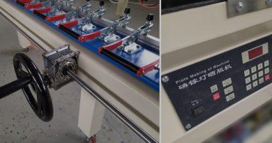 Поставка экспозиционного и натяжного устройство для рам до 120х250см