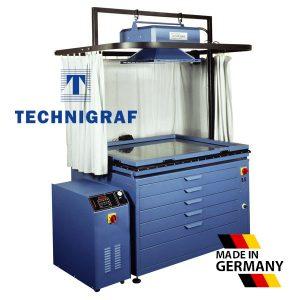 Экспозиционные устройства для шелкографии (Германия)